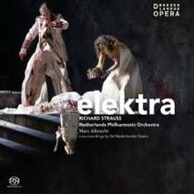 R. 슈트라우스: 엘렉트라 (R. Strauss: Elektra - Live 2011) (2SACD Hybrid) - Marc Albrecht