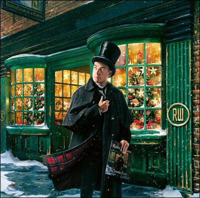 Robbie Williams - The Christmas Present 로비 윌리엄스 크리스마스 앨범