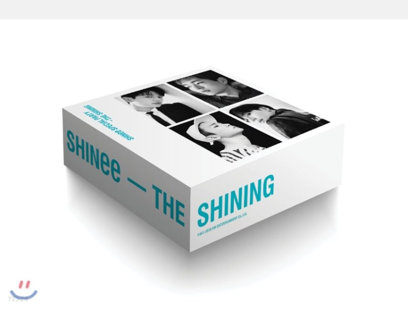 샤이니 (SHINee) - SHINee Special Party - The Shining 키트 비디오