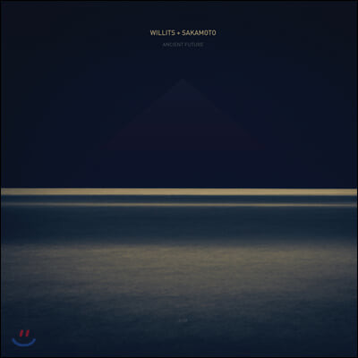 Christopher Willits + Ryuichi Sakamoto (크리스토퍼 윌리츠 + 사카모토 류이치) - Ancient Future [LP]