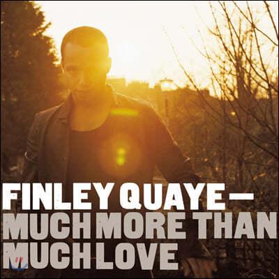 Finley Quaye (핀리 쿠아예) - Much More Than Much Love [실버 컬러 LP]