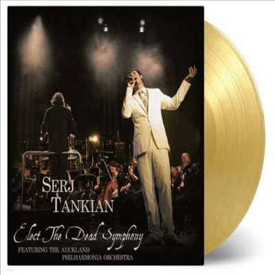 Serj Tankian - Elect The Dead Symphony (Limited Numbered Edition)(Gatefold)(180G)(Gold Marbled 2LP)