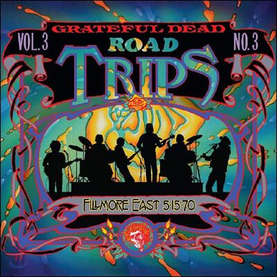 Grateful Dead (그레이트풀 데드) - Road Trips Vol. 3 No. 3--Fillmore East 5-15-70