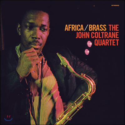 John Coltrane (존 콜트레인) - Africa/Brass [오렌지 컬러 LP]
