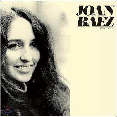 Joan Baez (조안 바에즈) - 데뷔 앨범 Joan Baez [옐로우 컬러 LP]