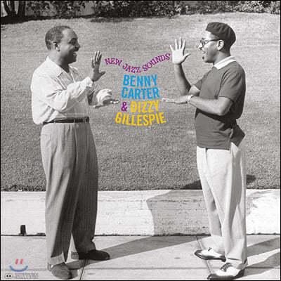 Benny Carter & Dizzy Gillespie (베니 카터 앤 디지 길레스피) - New Jazz Sounds [LP]