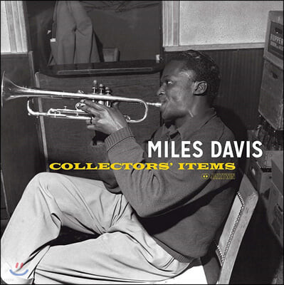 Miles Davis (마일즈 데이비스) - Collector's Items [LP]