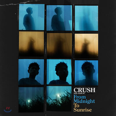 크러쉬 (Crush) 2집 - From Midnight To Sunrise