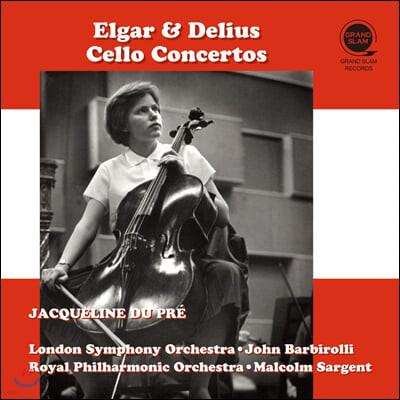 Jacqueline Du Pre 엘가 / 딜리어스: 첼로 협주곡 (Elgar / Delius: Cello Concertos)