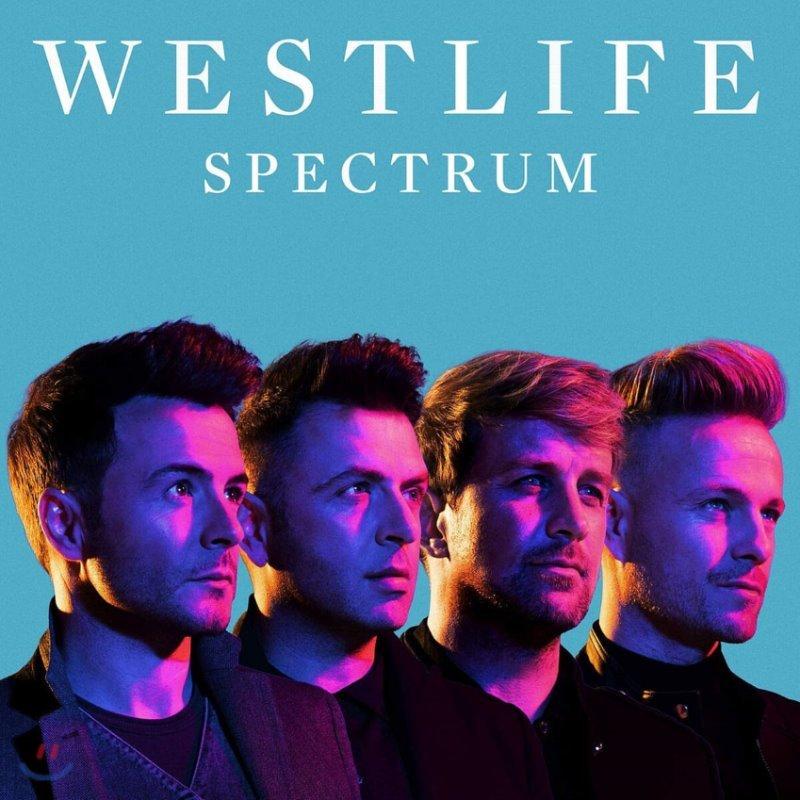 Westlife (웨스트라이프) - 11집 Spectrum