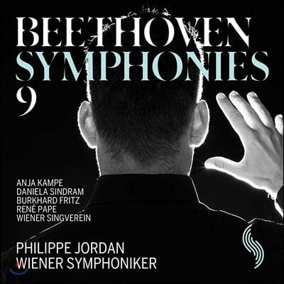 Philippe Jordan 베토벤: 교향곡 9번 '합창' (Beethoven: Symphony Op.125 'Choral')