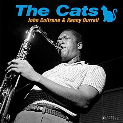 John Coltrane & Kenny Burrell - Cats (180g Gatefold LP)