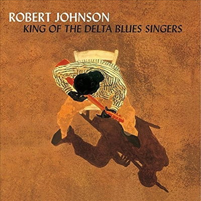 Robert Johnson - King Of The Delta Blues Vol.1 & 2 (Deluxe Edition)(Gatefold)(180G)(2LP)