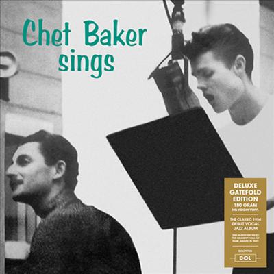 Chet Baker - Sings (Deluxe Edition)(Gatefold Cover)(180G)(LP)