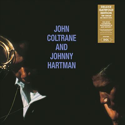John Coltrane & Johnny Hartman - John Coltrane & Johnny Hartman (Deluxe Edition)(Gatefold Cover)(180G)(LP)