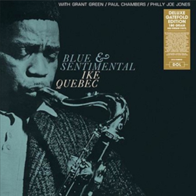Ike Quebec - Blue & Sentimental (Bonus Track)(Gatefold)(180G)(LP)