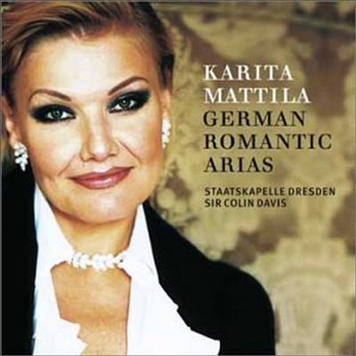 독일 낭만주의 시대 아리아집 (German Romantic Arias) - Karita Mattila