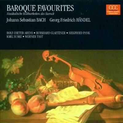 칼 수스케 - 바로크 명곡선 (Karl Suske - Baroque Favourites) - Karl Suske