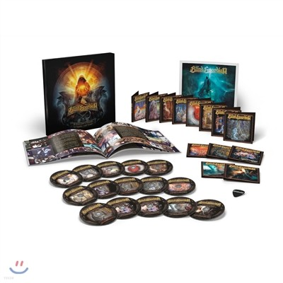 Blind Guardian - A Traveler's Guide To Space And Time: The Magic Box [Limited Edition]