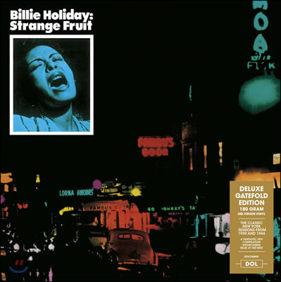 Billie Holiday (빌리 홀리데이) - Strange Fruit [LP]