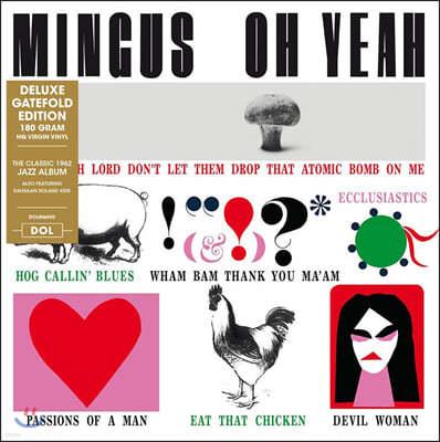 Charles Mingus (찰스 밍거스) - Oh Yeah! [LP]