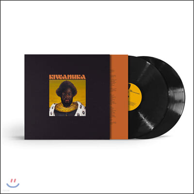 Michael Kiwanuka (마이클 키와누카) - 3집 KIWANUKA [2LP]