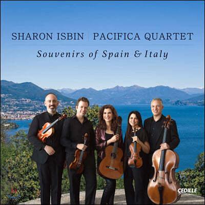 Sharon Isbin 스페인과 이탈리아의 추억 (Souvenirs of Spain & Italy)