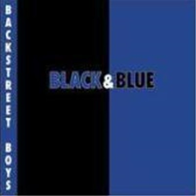 [미개봉] Backstreet Boys / Black & Blue