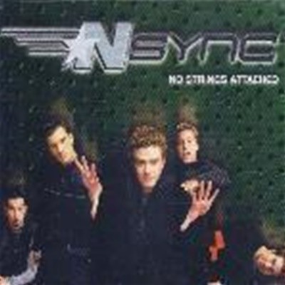 [미개봉] N Sync / No Strings Attached (2CD)