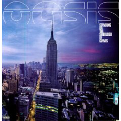 Oasis - Standing On The Shoulder Of Giants (Ltd. Edition) (LP)