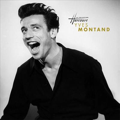 Yves Montand - La Collection Harcourt (White Vinyl LP)