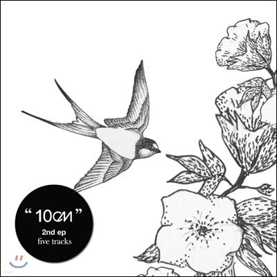 10cm (십센치) The 2nd EP