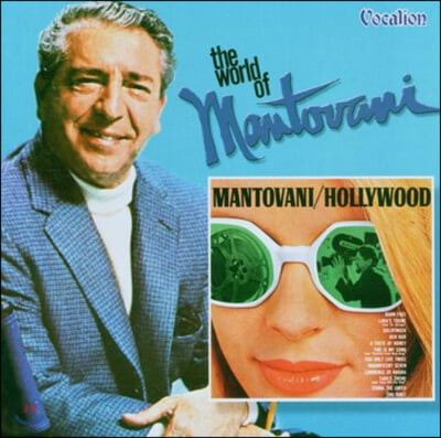 Mantovani (만토바니) - Hollywood & World Of Mantovani