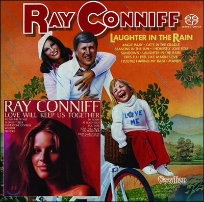 Ray Conniff (레이 카니프) - Laughter in the Rain & Love Will Keep Us Together