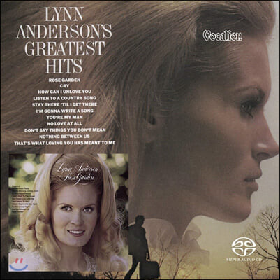 Lynn Anderson (린 앤더슨) - Rose Garden & Lynn Anderson's Greatest Hits (Original Analog Remastered)
