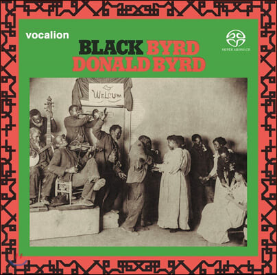 Donald Byrd (도날드 버드) - Black Byrd (Original Analog Remastered)