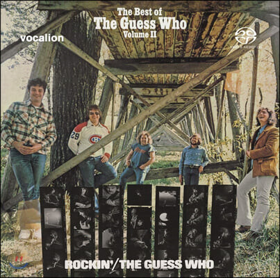 The Guess Who (더 게스 후) - Rockin' & The Best of & Volume 2 (Original Analog Remastered)
