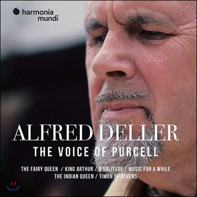 Alfred Deller 퍼셀의 노래 (The Voice of Purcell)
