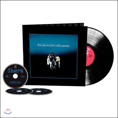 The Doors (도어즈) - Soft Parade (50th Anniversary) [3CD+LP]