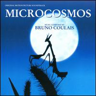Bruno Coulais - Microcosmos (마이크로 코스모스) (Soundtrack)(CD)