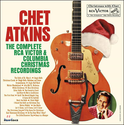 Chet Atkins (쳇 앳킨스) - The Complete RCA Victor & Columbia Christmas Recordings