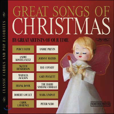 The Great Songs of Christmas: Classic Carols and Pop Favorites
