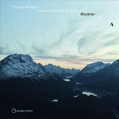 브루크너: 교향곡 1 & 9번 (Bruckner: Symphonies Nos.1 & 9) (2CD) - Claudio Abbado