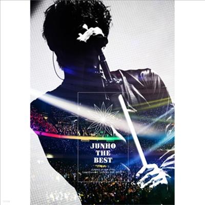 준호 (Junho) - Last Concert 'Junho The Best' (지역코드2)(3DVD+Photobook) (초회생산한정반)