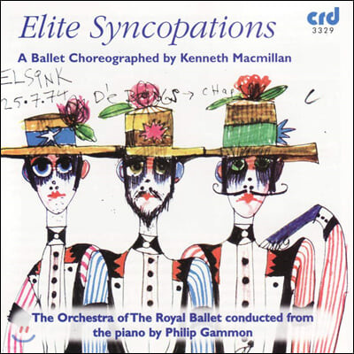 Kenneth Macmillan 재즈와 클래식의 만남 (Elite Syncopations)