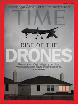 [과월호] Time (주간) - Asia Ed. 2013년 02월 11일자
