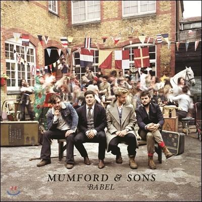 Mumford & Sons (멈포드 앤 선즈) - Babel [Standard Edition]