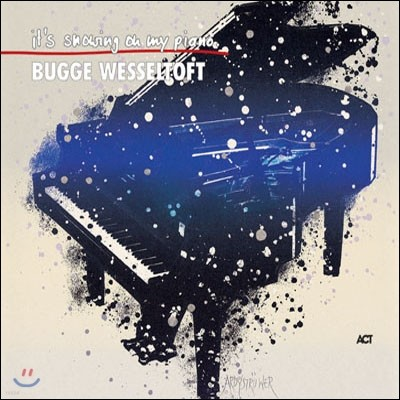 Bugge Wesseltoft (부게 베셀토프트) - It's Snowing On My Piano [LP]