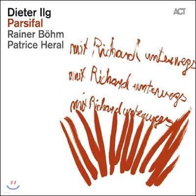Dieter Ilg - Parsifal 디이터 일그 재즈 피아노 트리오로 듣는 바그너의 파르지팔