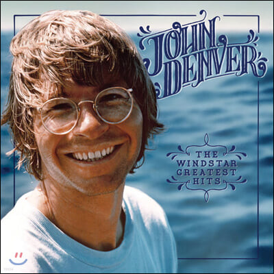 John Denver (존 덴버) - The Windstar Greatest Hits [LP]